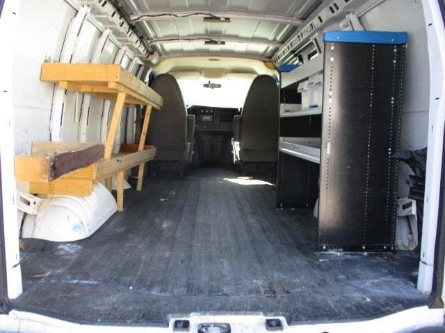 2015 Chevrolet Express 2500 4x2, Upfitted Cargo Van #200293BB - photo 1
