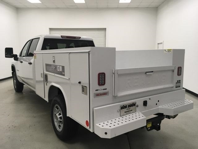 2020 Chevrolet Silverado 2500 Crew Cab 4x2, Reading SL Service Body #200659 - photo 5