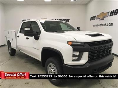 2020 Chevrolet Silverado 2500 Crew Cab 4x2, Reading SL Service Body #200659 - photo 1