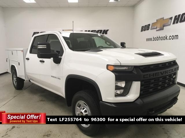 2020 Chevrolet Silverado 2500 Crew Cab 4x2, Reading Service Body #200669 - photo 1