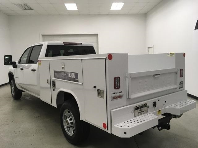 2020 Chevrolet Silverado 2500 Crew Cab 4x2, Reading SL Service Body #200669 - photo 5
