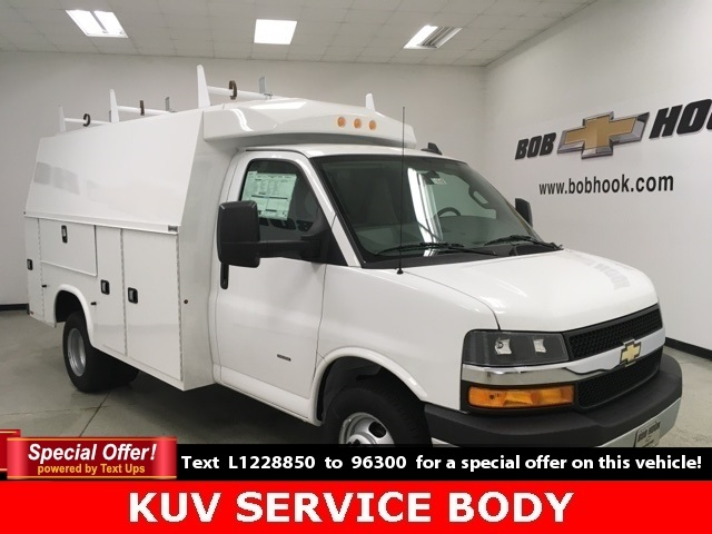2020 Chevrolet Express 3500 4x2, Knapheide Service Utility Van #200682 - photo 1