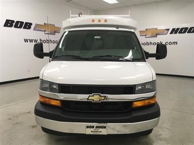 2020 Chevrolet Express 3500 4x2, Knapheide KUV Service Utility Van #200682 - photo 8