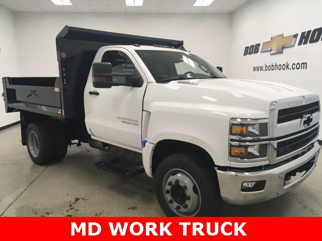 2020 Chevrolet Silverado 4500 Regular Cab DRW 4x2, Monroe Dump Body #200963 - photo 1