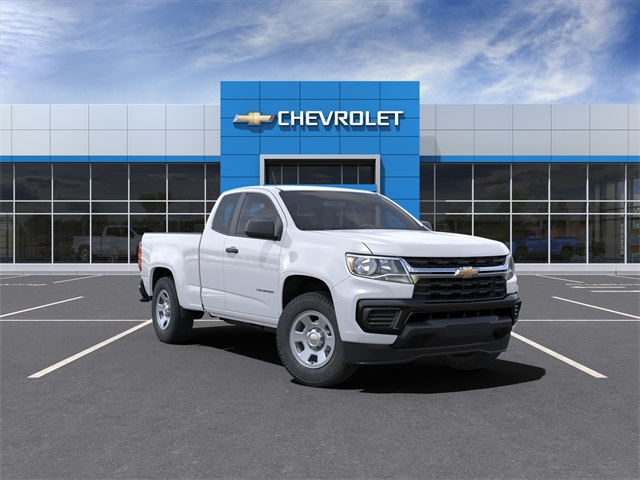 2021 Chevrolet Colorado Extended Cab 4x2, Pickup #210005 - photo 1