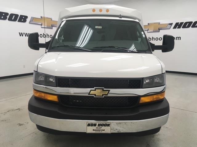 2021 Chevrolet Express 3500 4x2, Knapheide Service Utility Van #210325 - photo 1