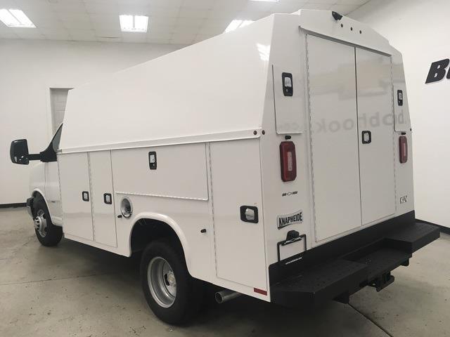 2021 Chevrolet Express 3500 4x2, Knapheide Service Utility Van #210494 - photo 1