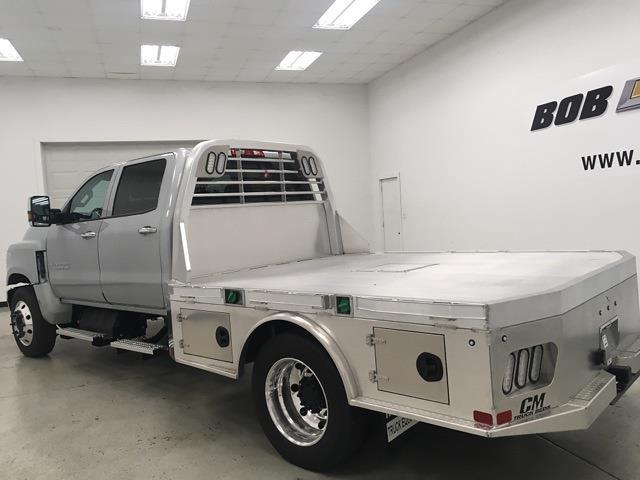 2021 Chevrolet Silverado 4500 Crew Cab DRW 4x2, CM Truck Beds Platform Body #210579 - photo 1