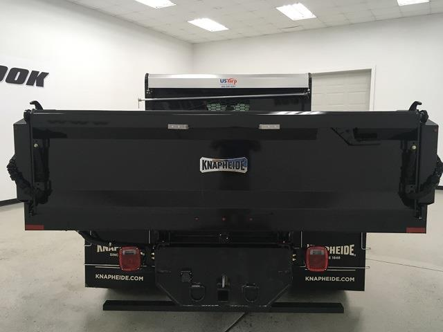 2021 Silverado 5500 Regular Cab DRW 4x2,  Knapheide Drop Side Dump Body #210673 - photo 7