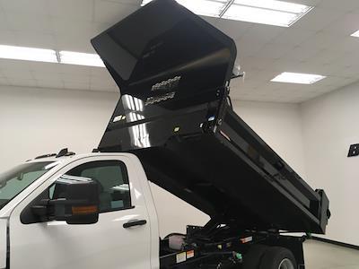 2021 Silverado 5500 Regular Cab DRW 4x2,  Knapheide Drop Side Dump Body #210673 - photo 23