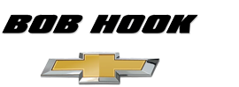 Bob Hook Chevrolet logo
