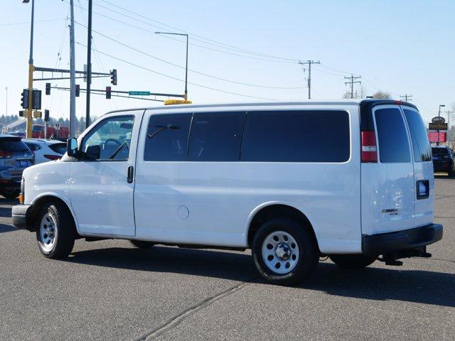 2014 Chevrolet Express 1500 AWD, Empty Cargo Van #13251PA - photo 1