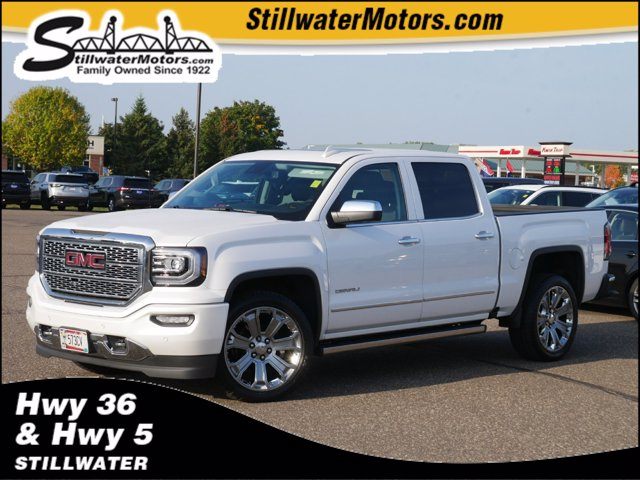 2017 GMC Sierra 1500 Crew Cab 4x4, Pickup #13458P - photo 1