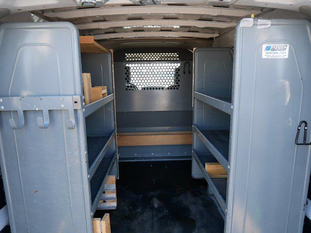 2014 Nissan NV200 Standard Roof FWD, Upfitted Cargo Van #13744P - photo 1