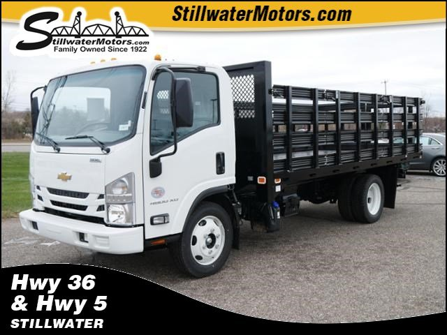 2019 Chevrolet LCF 4500XD Regular Cab 4x2, Knapheide Stake Bed #C190237 - photo 1