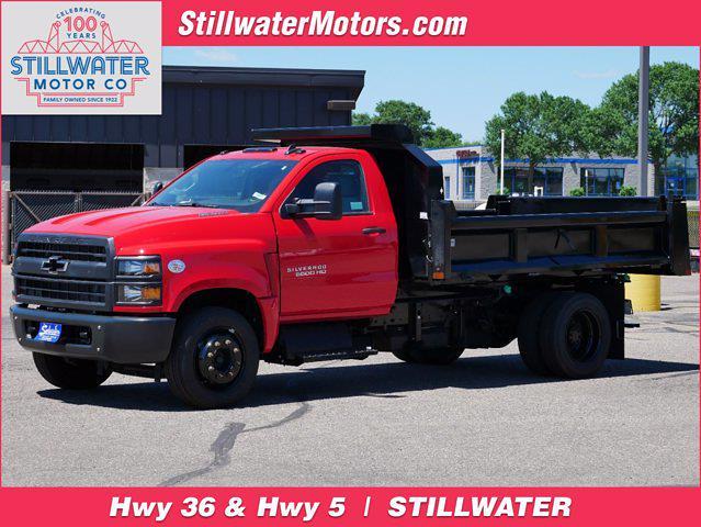 2020 Chevrolet Silverado Medium Duty Regular Cab DRW 4x2, Rugby Dump Body #C200321 - photo 1