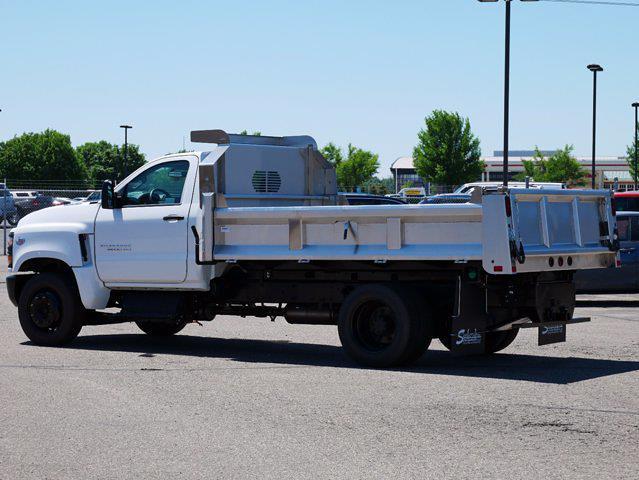 2020 Chevrolet Silverado Medium Duty Regular Cab DRW 4x2, Rugby Dump Body #C200348 - photo 1