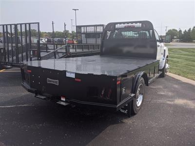 2020 Silverado Medium Duty Regular Cab DRW 4x2,  Knapheide PGNC Gooseneck Platform Body #C200349 - photo 2