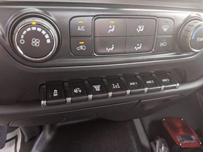 2020 Silverado Medium Duty Regular Cab DRW 4x2,  Knapheide PGNC Gooseneck Platform Body #C200349 - photo 8