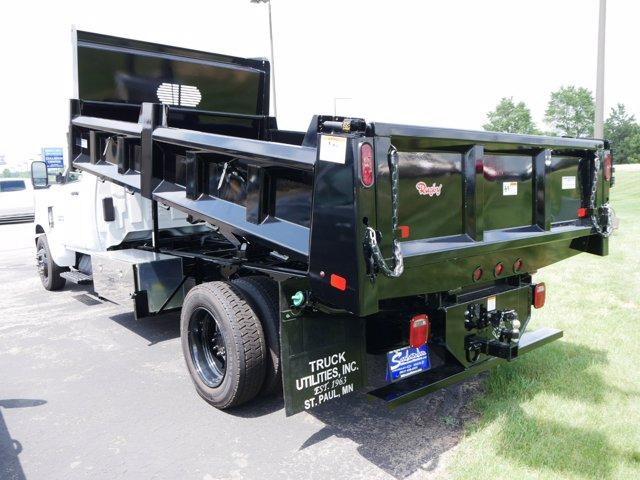 2020 Chevrolet Silverado Medium Duty Regular Cab DRW 4x2, Rugby Dump Body #C200380 - photo 1