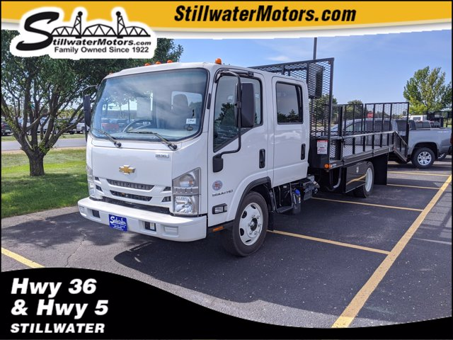 2020 Chevrolet LCF 5500HD Crew Cab DRW 4x2, Wil-Ro Dovetail Landscape #C200675 - photo 1