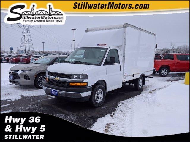 2020 Chevrolet Express 3500 4x2, Morgan Cutaway Van #C200975 - photo 1