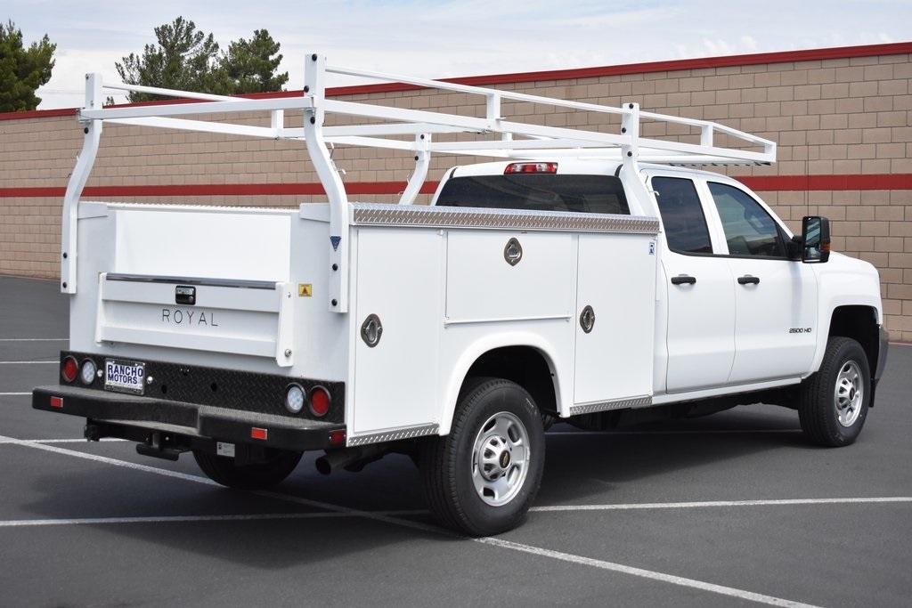 Rancho Motors Victorville >> New 2018 Chevrolet Silverado 2500 Service Body For Sale In