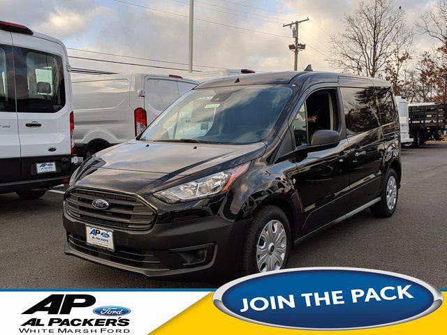 2021 Ford Transit Connect FWD, Empty Cargo Van #M625 - photo 1