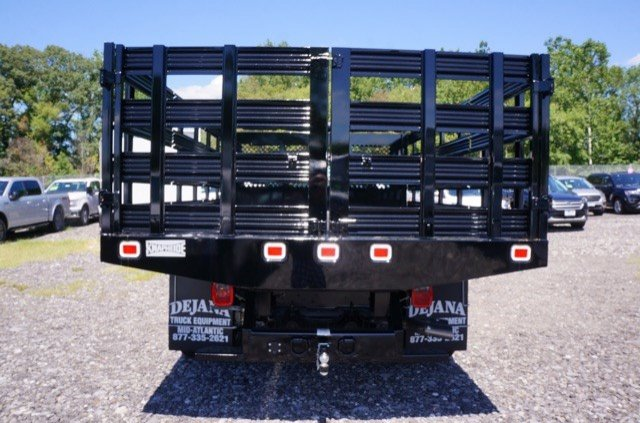 2016 F-550 Super Cab DRW 4x4, Knapheide Stake Bed #G2084 - photo 6