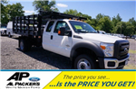 2016 F-550 Super Cab DRW 4x4, Knapheide Stake Bed #G2084 - photo 1
