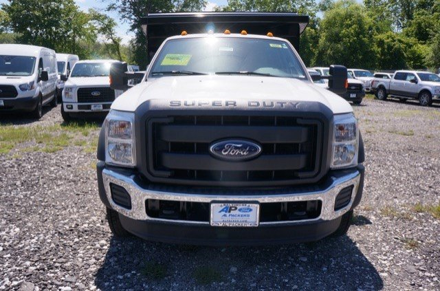 2016 F-550 Super Cab DRW 4x4, Rugby Landscape Dump #G2093 - photo 3