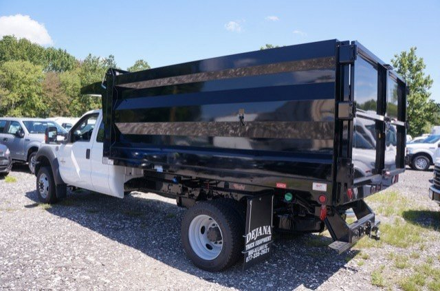 2016 F-550 Super Cab DRW 4x4, Rugby Landscape Dump #G2093 - photo 5