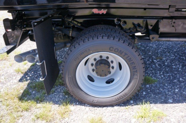 2016 F-550 Super Cab DRW 4x4, Rugby Landscape Dump #G2093 - photo 7