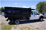 2016 F-550 Super Cab DRW 4x4, Rugby Landscape Dump #G2093 - photo 1