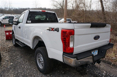 2017 F-250 Regular Cab 4x4 Pickup #H1140F - photo 2