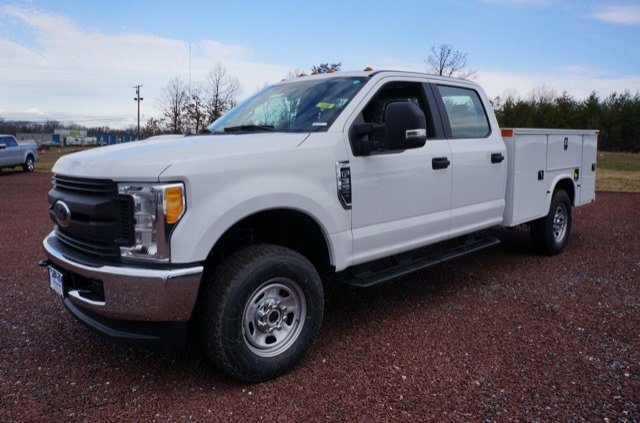 2017 F-350 Crew Cab 4x4, Knapheide Service Body #H1323 - photo 4
