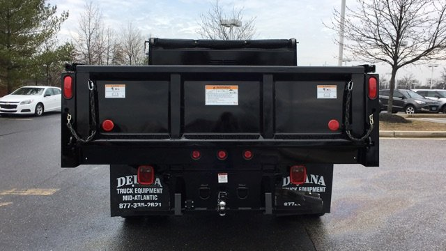 2017 F-450 Regular Cab DRW 4x4, Rugby Dump Body #H1445 - photo 5