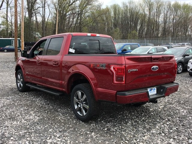 2017 F-150 Crew Cab 4x4 Pickup #H1611 - photo 3
