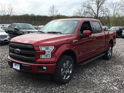 2017 F-150 Crew Cab 4x4 Pickup #H1611 - photo 4