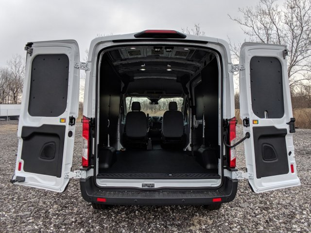 2018 Transit 250 Med Roof 4x2,  Empty Cargo Van #J1113 - photo 2