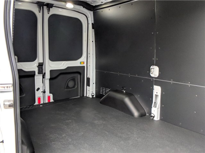 2018 Transit 250 Med Roof 4x2,  Empty Cargo Van #J1113 - photo 10