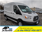 2018 Transit 250 Med Roof 4x2,  Empty Cargo Van #J1113 - photo 1