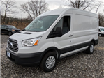 2018 Transit 250 Med Roof 4x2,  Empty Cargo Van #J1113 - photo 5