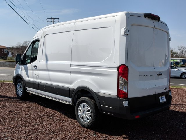 2018 Transit 250 Med Roof 4x2,  Empty Cargo Van #J1114 - photo 4