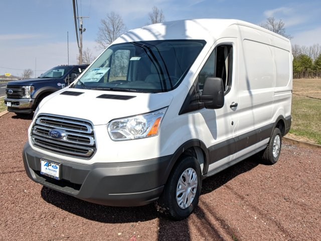 2018 Transit 250 Med Roof 4x2,  Empty Cargo Van #J1114 - photo 5