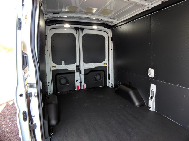 2018 Transit 250 Med Roof 4x2,  Empty Cargo Van #J1114 - photo 9