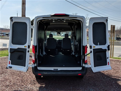 2018 Transit 250 Med Roof 4x2,  Empty Cargo Van #J1114 - photo 10