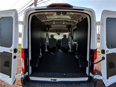 2018 Transit 250 Med Roof 4x2,  Empty Cargo Van #J1114 - photo 2