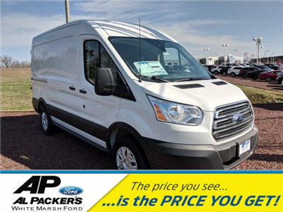 2018 Transit 250 Med Roof 4x2,  Empty Cargo Van #J1114 - photo 1