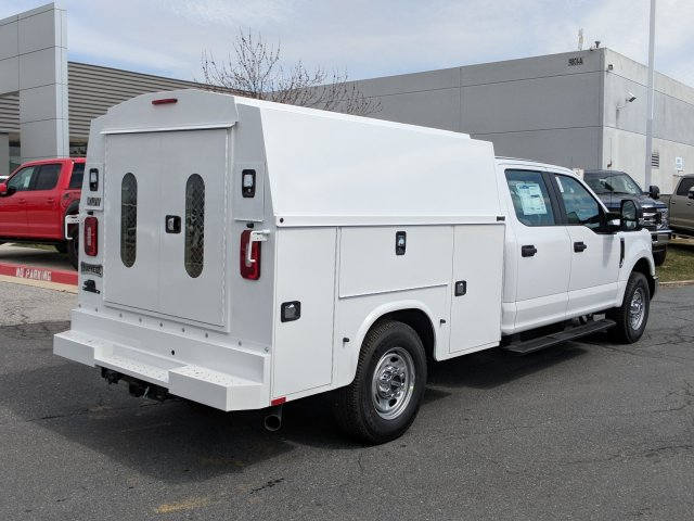 2018 F-250 Crew Cab 4x2,  Knapheide Service Body #J1186F - photo 2
